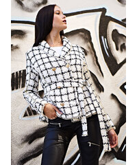 Λευκά Έκπτώση άνω του 20% Γυναικεία σακάκια και μπλέιζερ - Glami.gr 3799efaaf12