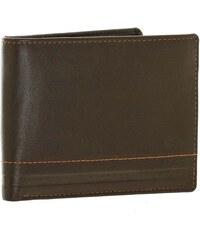09898eea8b Δερμάτινο πορτοφόλι Bartuggi 507-7791 σε καφέ χρώμα έως 6 άτοκες δόσεις