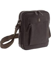 1a32525bae Ανδρική τσάντα ωμου Bartuggi 82-118-1003-Καφέ 82-118-1003