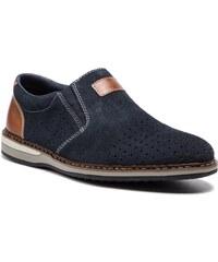 Κλειστά παπούτσια RIEKER - 16861-14 Blau 56546e5ee0f
