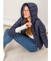 4fafb21e77f The Fashion Project Καπιτονέ μπουφάν διπλής όψης - Μπλε σκούρο - 06556023004