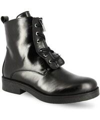 f388128f196 Συλλογή LeonArch, Μαύρα Γυναικείες μπότες και μποτάκια αστραγάλου ...