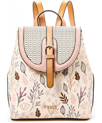 5c6743edb0 Γυναικεία τσάντα σακίδιο Verde 16-0005016 σε μπεζ χρώμα εως 6 άτοκες δόσεις