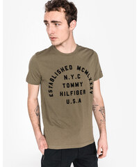 36831800ab0a Men Tommy Hilfiger T-shirt Green