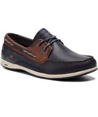 Boss shoes Ανδρικά Μοκασίνια J5783 Μπλε Δέρμα Καστόρι - Glami.gr bf4a2a71fa5