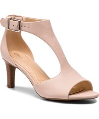 923d6da26245 Σανδάλια CLARKS - Laureti Star 261406544 Blush Leather