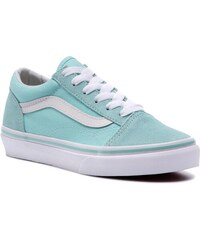 96751cffada Πάνινα παπούτσια VANS - Old Skool VN0A38HBVIB1 Blue Tint/True White
