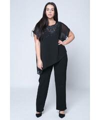 579a6c849094 Μαύρα Γυναικεία μπλουζάκια και τοπ από το κατάστημα Happysizes.gr ...