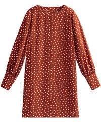 d12a1aac504 Luigi Φόρεμα Maxi Εμπριμέ - Καφέ - 006 - Glami.gr