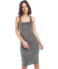08290da841d7 Luigi Φόρεμα με Παγιέτες - Ασημί - 006 - Glami.gr
