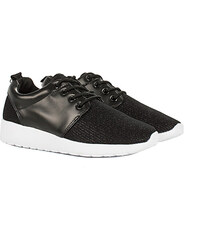 Luigi Αθλητικά Παπούτσια με Λευκή Σόλα - Μαύρο - 002 59b935ce5b0