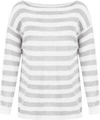 7c36d398978a Celestino Ριγέ μπλούζα με μεταλλικές λεπτομέρειες SE7826.4378+1
