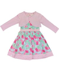 Girls dress   bolero pink roses Chloe Louise 164aab931c8