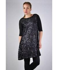 The Fashion Project Oversize φόρεμα με παγιέτες - Χρυσό ... c5354005e39