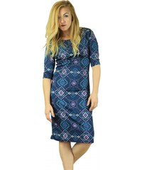 Lovender Maxi Φόρεμα Κρουαζέ Δετό Καμπάνα Μανίκι Lillies - Glami.gr 75244043f2b