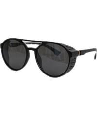 OEM Μαύρα Ματ γυαλιά ηλίου με πλαινά προστατευτικά 626489a462c