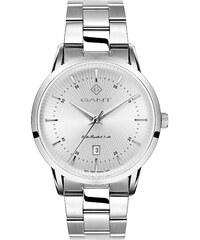 Ρολόι Gant Houston με ημερομηνία και ασημί μπρασελέ G107003 0993d93cc8e