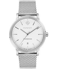 Ρολόι Gant Delaware με ημερομηνία και ασημί μπρασελέ G122004 e3e7e679f19