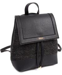 DOCA Τσάντα πλάτης μαύρη (14715) 03c052fa3f8