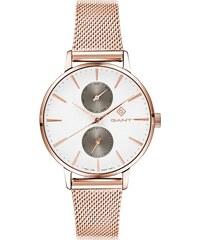 Ρολόι Gant Park Avenue με ημέρα ημερομηνία και ροζ χρυσό μπρασελέ G128006 01dc100597f