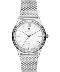 Ρολόι Gant Caldwell με ημερομηνία και ασημί μπρασελέ G125001 5a6ab87b457
