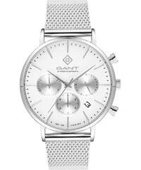 Ρολόι Gant Park Avenue χρονογράφος με ασημί μπρασελέ G123002 14f7889ed1c