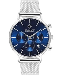 Ρολόι Gant Park Avenue χρονογράφος με ασημί μπρασελέ G123003 70e62037618