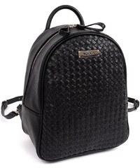 DOCA Τσάντα πλάτης μαύρη (14933) deae6d2b018