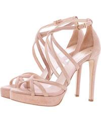 Ροζ Γυναικεία σανδάλια και πέδιλα από το κατάστημα Mortoglou.gr  cad2100b43e