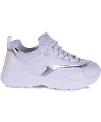 4130fb6c6ed Γκρι Γυναικεία sneakers από το κατάστημα Tsoukalas-shoes.gr   100 ...