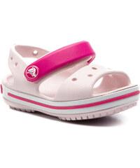 40068df7047 Σανδάλια CROCS - Crocband Sandal Kids 12856 Barley Pink/Candy Pink