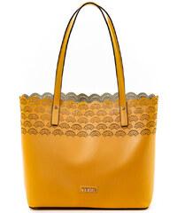 Τσάντα γυναικεία Ώμου Verde 16-4977-Κίτρινο 16-4977-Κίτρινο 318f9dfada4