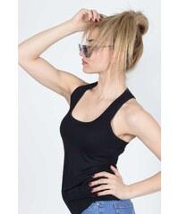 Exxes Fashion Mπλούζα Με Αθλητική Πλάτη Σε Επτά Χρώματα ΛΕΥΚΟ c39e8ca3448
