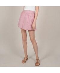 MOLLY BRACKEN Κοντή εβαζέ φούστα με ρίγες 0af197d847d