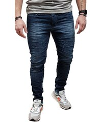 c0a7429f2ef6 Must Senior - 135S - Slim Fit - Blue - Παντελόνι Jeans