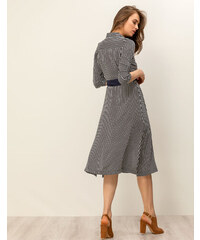 5513f85a1cfd The Fashion Project Ριπ εφαρμοστό φόρεμα με ζιβάγκο - Μαύρο ...