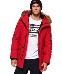 Superdry Κόκκινο Μπουφάν Everest G50003ER σε 12 άτοκες δόσεις - Glami.gr fbb594cffc3