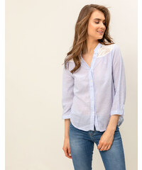 7825e560cd23 Issue Fashion Βαμβακερό πουκάμισο με ρίγα