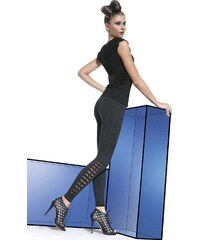 Exxes Fashion Κολάν Ελαστικό Stella Σε Μαύρο Χρώμα S c0ad76b1959