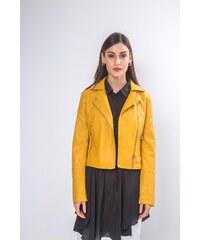 Κίτρινα Γυναικεία μπουφάν με δωρεάν αποστολή  1e87bb3a255