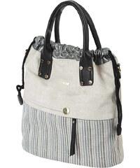 Γυναικεία τσάντα χεριού-ώμου Posset 9048 σε γκρι χρώμα έως 6 άτοκες δόσεις cf1699d96dc