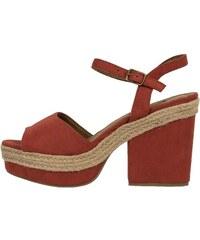 02a57b44aba Πορτοκαλί Γυναικεία παπούτσια με πλατφόρμα | 20 προϊόντα σε ένα ...