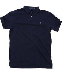 cf20435ec4de Polo Ralph Lauren Short Sleeve Knit 710-666998 Σκούρο Μπλε