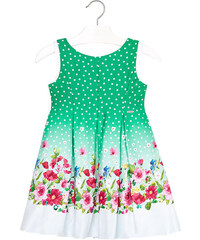 9b1b34800b1a Παιδικό Φόρεμα Mayoral 29-03932-014 Πράσινο Κορίτσι