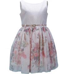 adc18663f04 M&B kid s fashion Παιδικό Φόρεμα MB 9515 Ροζ Κορίτσι