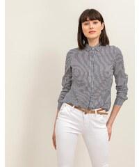 1a44f01ced2a Issue Fashion Πουκάμισο ριγέ με άνοιγμα στην πλάτη
