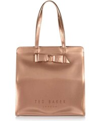 a287a7f3c4 Ted Baker Ροζ Χρυσό Γυναικεία Τσάντα Ώμου Almacon Bow Detail Large Icon Bag  151041 Ted Baker