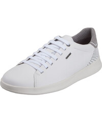 13f4620d7c7 Ανδρικά Δερμάτινα Sneakers Geox U926FB 00085 C1000 Kennet nappa White  sneakers