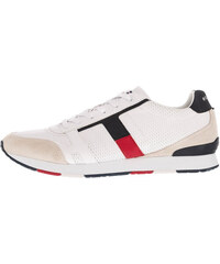 1211fc1aed5 Tommy Hilfiger Lifestyle Tommy Jeans Λευκά Ανδρικά Sneakers ...