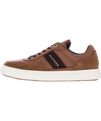 9e534d286602 TOMMY HILFIGER CASUAL - SNEAKERS ICONIC RUNNER-SAND - Glami.gr